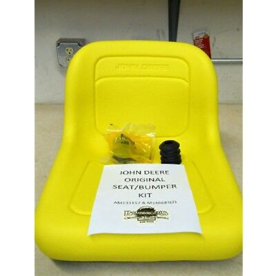 John deere Seat kit and bumpers AM131157 M146683 model listed in