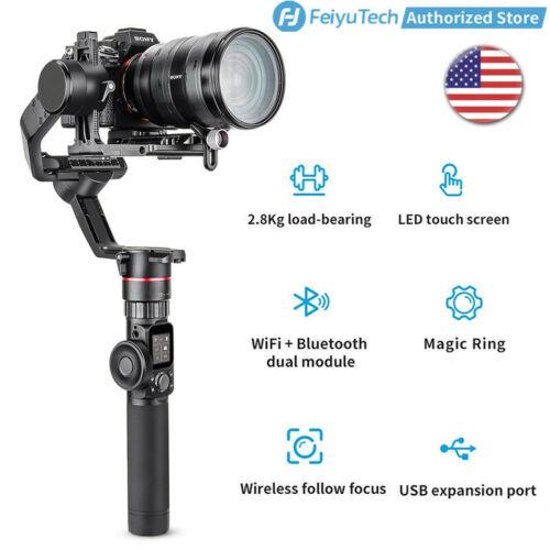 Feiyu AK2000 3-Axis Gimbal Stabilizer for Mirrorless Camera