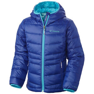 Columbia Turbodown 550 winter Jacket