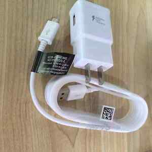 NEW USB chargeur et cable pour Samsung Galaxy Note 4