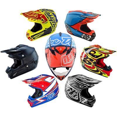 Troy Lee Designs Adult Air SE3 and SE4 MX Offroad ATV Helmets BRAND NEW IN BOX ()