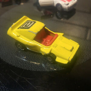 Diecast Matchbox Superfast Woosh-N-Push No. 58 Good Condition