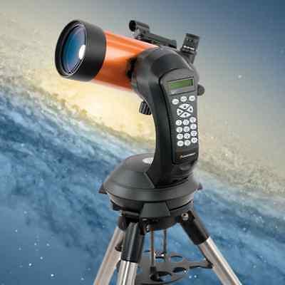 Telescope Celestron Nexstar 4se W Tripod Tracking
