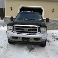2004 Ford F-350 KING RANCH LARIAT SUPER CREW