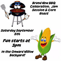 BBQ & CORN ROAST & JAM NIGHT