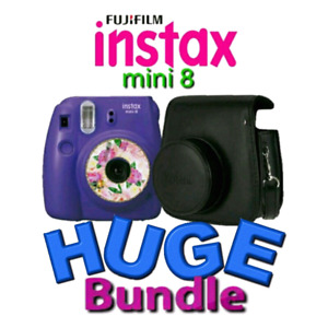 HUGE INSTAX MINI GIFT BUNDLE