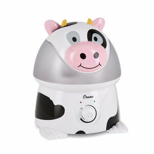 Adorable Cool Mist Humidifier from Crane - Cow style