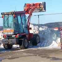 SNOW REMOVAL SPECIAL  2016-2017 506-333-5842