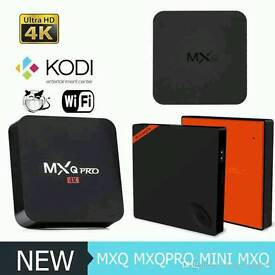 4k Android tv box with kodi