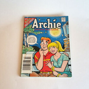 Vintage Archie Comics Betty & Veronica Jughead