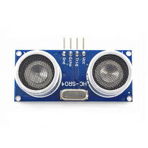 Ultraschall-Abstandssensor HC-SR04 Entfernungsmesser Ultrasonic für Arduino