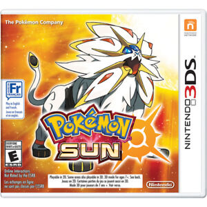 Trade my Pokemon Sun for your Pokemon X or Y on 3DS