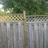 Complete Fence, Gate and Post Repairs