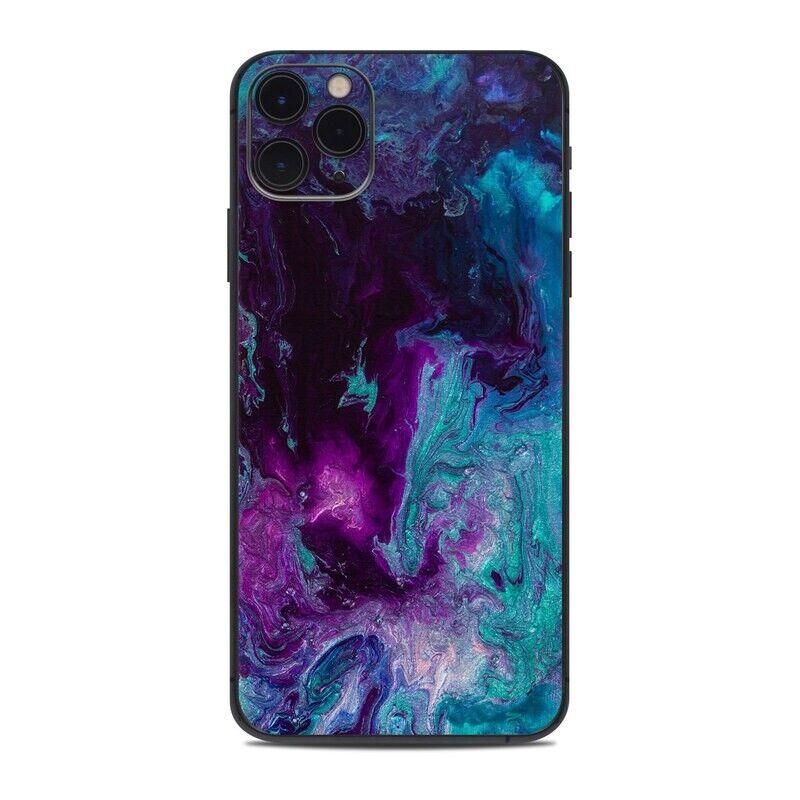 iPhone 11 Pro Max Skin - Nebulosity by Jennifer Walsh Design - Sticker Decal