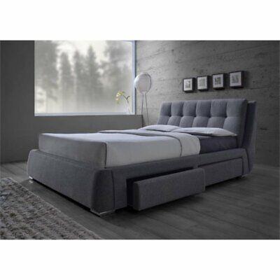 Coaster Fenbrook Upholstered California King Platform Bed with Storage