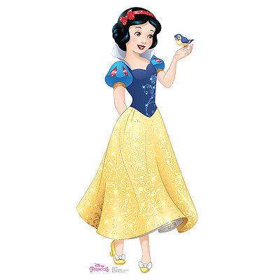 SNOW WHITE Princess Disney Lifesize CARDBOARD CUTOUT Standee Standup Poster - Princess Life Size Cutouts