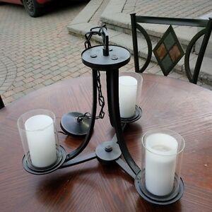 chandelier suspendu 3 lumieres