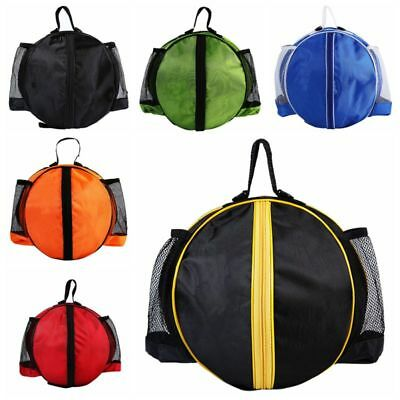 Sports Men Backpack Fit Basketball Football Volleyball Soccer Carry Storage Bag  - Volleyball Backpacks
