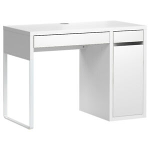 Micke Desk Ikea White