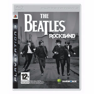 The Beatles Rockband PS3 New Sealed