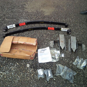 Reduced 1984 to 2001 Jeep Cherokee - Suspension  / Leaf Spring