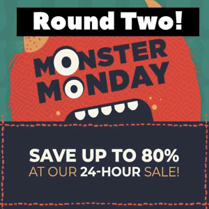 Scentsy monster sale round 2