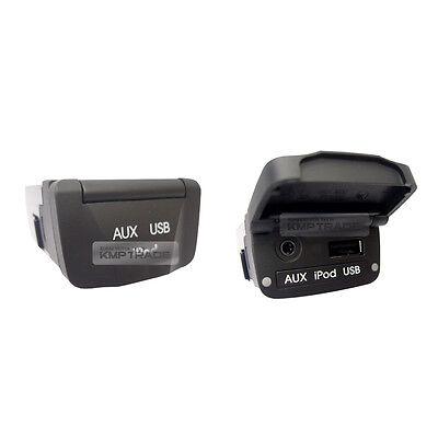 OEM USB Reader iPod AUX Port Adapter for HYUNDAI 2011 2012 2013 YF Sonata i45