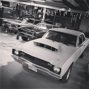 1969 DODGE DART (chevy Powered) TRADE FOR K5
