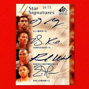 High end sports cards - Rookie Autographs - $2