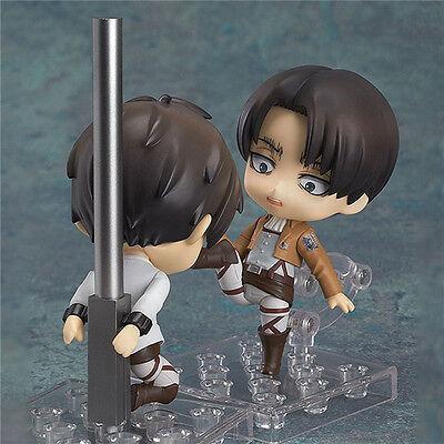 Attack On Titan Eren Levi Nendoroid Shingeki No Kyojin Action Figur Figuren DE