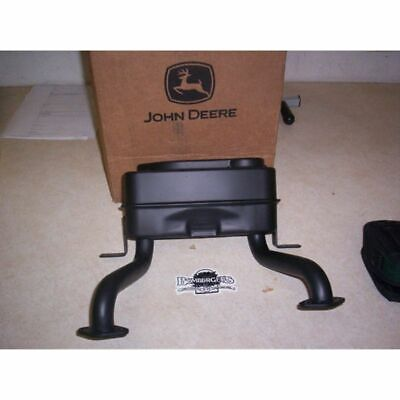John Deere Muffler With Gaskets For G100 Scotts 2048 Part Gy20539 M149198 X2