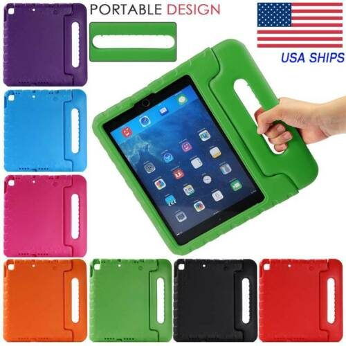 Kids ShockProof EVA Foam Case Cover For iPad 5/6/7th Gen 10.