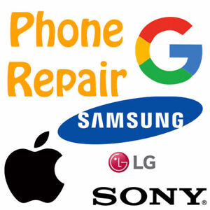 FAST FIX CELL PHONE REPAIR IPHONE 5/5C/5S=$50 IPHONE 6=$60