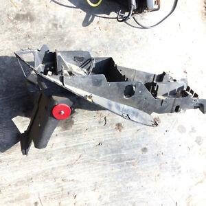 Daytona 650 Daytona 600 mudguard rear fender inner fender