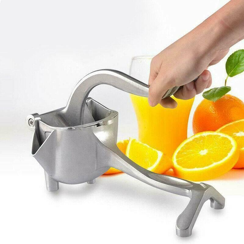 Manual Juicer Hand Lemon Orange Juice Press Squeezer Fruit J