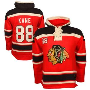 Patrick Kane Heavyweight Jersey Lacer Hoodie at JJ Sports!