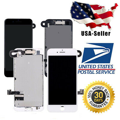 For iPhone 7 A1778 A1660 Camera Complete Full Set LCD Display Screen Replacement Complete Lcd Display Screen