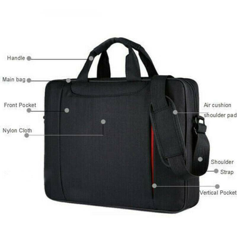 15.6-inch new thick waterproof computer Laptop bag Carry Cas