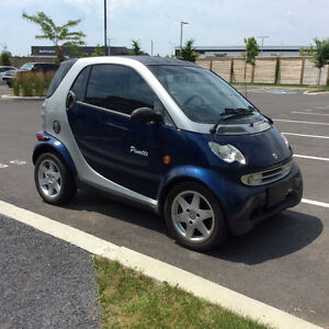2005 Smart Fortwo Coupé (2 portes)