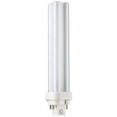 Philips 26w Double Tube 4-PIN G24Q-3 White 2700K Fluorescent Light Bulb ()