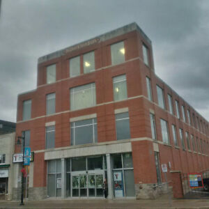 Office/Retail Space in Parry Sound