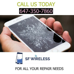 Wanted: FIX REPAIR YOUR IPHONE, SAMSUNG , LG AT LOWEST PRICE @55