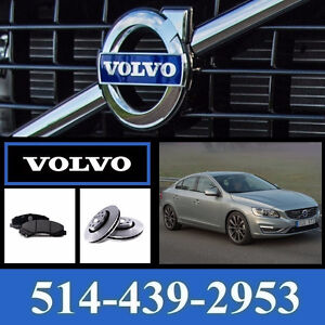 Volvo S60 ■ Brakes and Rotors ► Freins et Disques