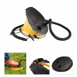 Brand new 3l Foot Pump for Large Inflatable Deflatable