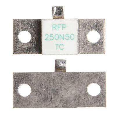 25x Rf Termination Microwave Resistor Dummy Load Rfp 250n50 250w 50ohms Dc-3ghz