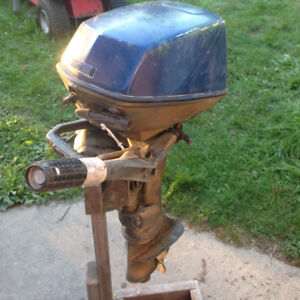 johnson 6 hp outboard
