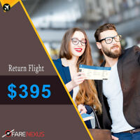 Book and compare cheap flight tickets