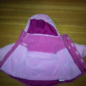 Size 9-12 months Children's Place 3-in-one winter coat Kitchener / Waterloo Kitchener Area image 2