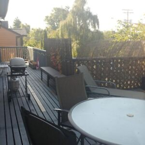 2 bedroom Executive Townhouse James Bay