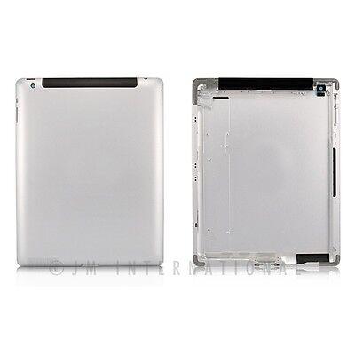 New iPad 3 Back Battery Blanket Back Housing WiFi + 4G NO LOGO Repair Part USA